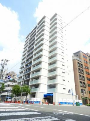 【外観】OPUS RESIDENCE SHINSAIBASHI SOUTH