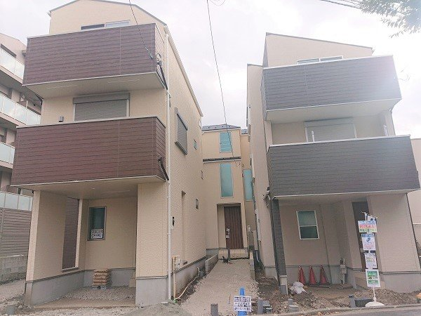 市 戸建て 横浜 新築