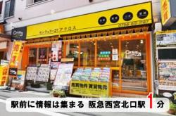 センチュリー21アクロス西宮北口駅前店の写真