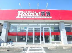 Room's!賃貸 売買テナント事業部の写真