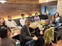 ゴルフが趣味です!